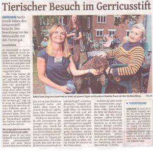 Westdeutsche Zeitung 08.07.2015