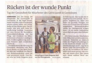 Rheinische Post 28.10.2015