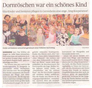Rheinische Post 11.02.2016