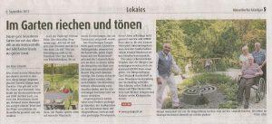 Duesseldorfer Anzeiger 06.09.2017