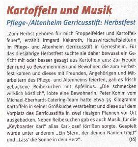 Gerresheimer Gazette 11.2017