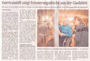 Westdeutsche Zeitung 15.11.2017