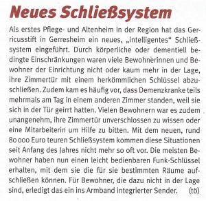 Gerresheimer Gazette 03.2018