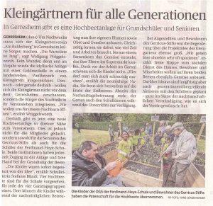 Rheinische Post 03.05.2018