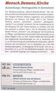Gerresheimer-Gazette 10.2018