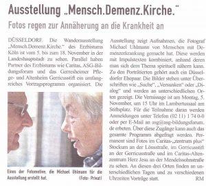 Kirchenzeitung 02.11.2018