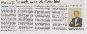 Westdeutsche Zeitung 11.01.2019