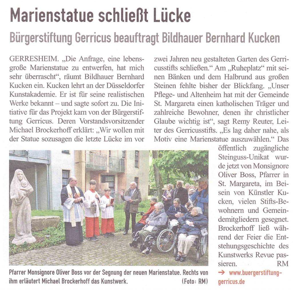 Kirchenzeitung, 31.05.2019