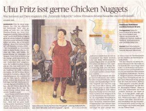 Rheinische Post, 11.03.2020