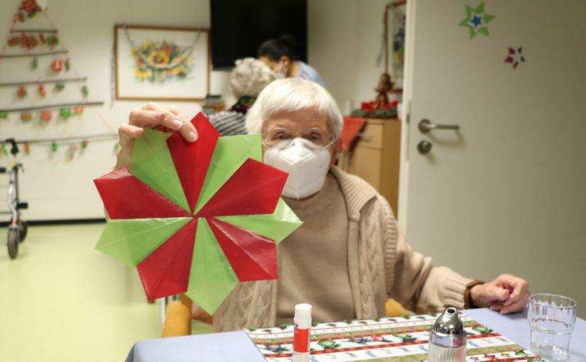 11.12.2020 Backen und Basteln in Vorbereitung auf Weihnachten